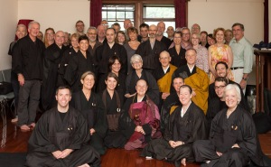 The Village Zendo's Jukai